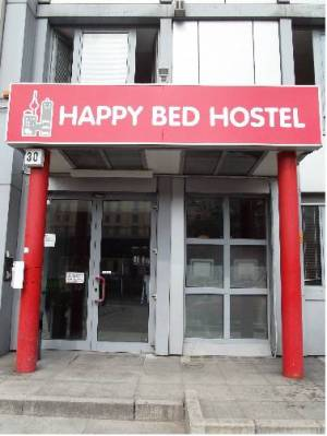 Happy Bed Hostel, Hallesches Ufer 30, 10963 Berlin