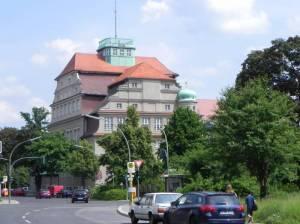 Eckener-Gymnasium (2013) Eckener Gymnasium, Berlin-Mariendorf,