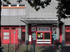Ehemaliger Standort Bundesallee, JobCenter Wilmersdorf (2013) JobCenter, Berlin-Wilmersdorf,