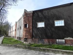 Expressionistische Großgarage, Berlin-Steglitz,