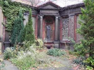 Alter Friedhof der St. Jacobi-Gemeinde (2013) Alter Friedhof der St. Jacobi-Gemeinde,