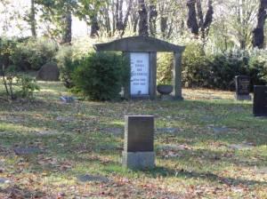 Kriegsgräber, Neuer Zwölf-Apostell-Kirchhof