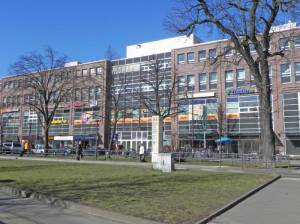Rathaus-Center (2014) Rathaus-Center, Berlin-Pankow, Pankow Kirche, Bürgerpark, Bleichröderpark, Wochenmarkt