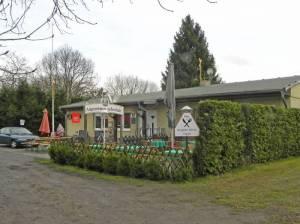 Anglersiedlung, Vereinsheim und Restaurant (2014) Anglersiedlung, Potsdam,