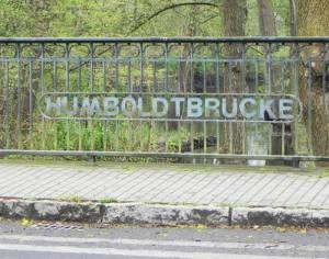 Humboldtbrücke, Birkenwerder, Briese