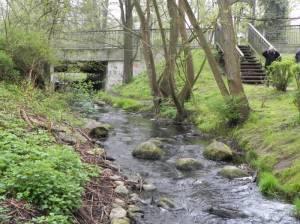 Briesebrücke, Birkenwerder, Peter Raupach, Briese