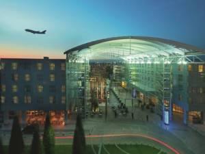 Hilton Munich Airport, Terminalstrasse Mitte 20, 85356 Oberding