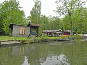 Spreewaldcamping (2014) Spreewaldcamping, Lübbenau, Hauptspree, Schlosspark