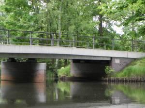 Lehder Brücke, Lehde, Lehder Fließ
