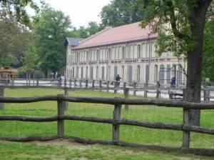 Gutshof Britz (2014) Gutshof Britz, Berlin-Britz, Heimatmuseum Neukölln, Musikschule, Freilichtbühne, Nutztiere, Schloss Britz, Gutspark Britz