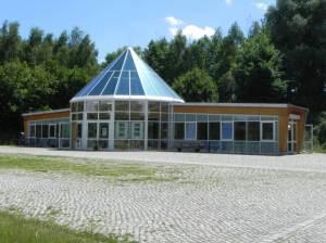 Naturparkzentrum Nuthe-Nieplitz (2014) Besucherzentrum Naturpark Nuthe-Nieplitz, Naturparkzentrum, Wildgehege Glauer Tal, Glauer Felder