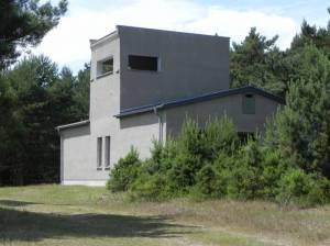 Kommandoturm im Wildgehege Glauer Tal (2014) Kommandoturm, Glau, Wildgehege Glauer Tal, Naturparkzentrum Nuthe-Nieplitz