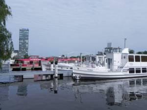 Treptower Hafen (2014) Treptower Hafen, Berlin-Alt-Treptow, Treptower Park, Sowjetisches Ehrenmal