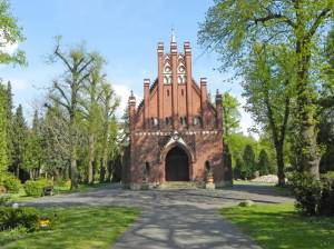 Kapelle, Friedhof Mariendorf II (2014) Kapelle, Friedhof Mariendorf II,