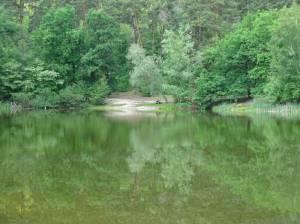 Teufelssee (2016) Teufelssee, Nuthetal, Großer Ravensberg, Kleiner Ravensberg