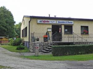 Gasthaus am Serwester See (2014) Fischerhof Serwest, Serwester See, Campingplatz, Bootsverleih