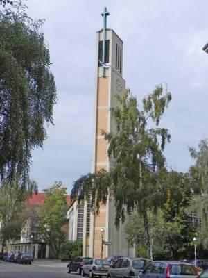 Gustav-Adolf-Kirche (2014) Gustav-Adolf-Kirche, Berlin-Charlottenburg,