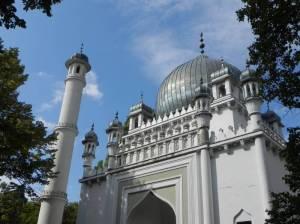 Ahmadiyya  Moschee (2014) Ahmadiyya  Moschee,