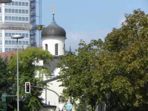Christi-Auferstehungs-Kathedrale (2014) Christi-Auferstehungs-Kathedrale, Russisch-Orthodoxe Gemeinde