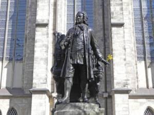Johann Sebastian Bach (2015) Johann Sebastian Bach, Leipzig, Thomaskirche
