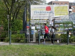 Statthaus Böcklerpark (2015) Statthaus Böcklerpark, Berlin-Kreuzberg, Böcklerpark, Landwehrkanal, Urbanhafen