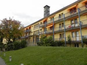 Erich-Raddatz-Haus (2011) Erich-Raddatz-Haus, Berlin-Neukölln, Seniorenpflegeheim, Volksgarten, Von-der-Schulenburg-Park