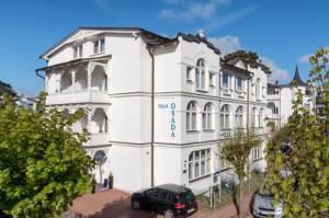 Aparthotel Villa Osada, Marienstraße 3, 18609 Binz