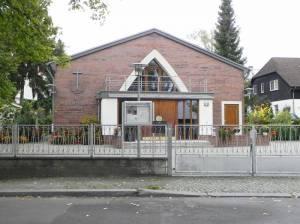 Neuapostolische Kirche (2014) Neuapostolische Kirche, Berlin-Britz,