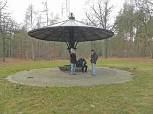 Wildpark, Großer Stern (2015) Wildpark, Potsdam - Potsdam West, Hegemeisterhaus, Kellerberg, Großer Stern