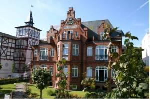 Villa Glückspilz by Schewe, Strandpromenade 16, 18609 Binz