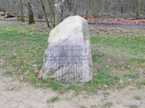 Gedenkstein für Darius Ekbatari (2015) Darius Ekbatani, Berlin-Tegel,