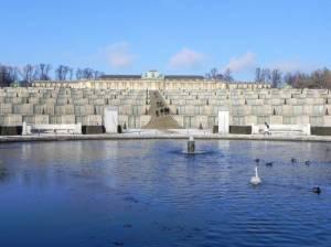 Schloss Sanssouci (2016) Park Sanssouci, Potsdam,