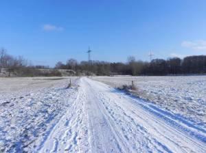 Europawanderweg 10 (2016) Europäischer Fernwanderweg E10, Etappe von Potsdam nach Werder