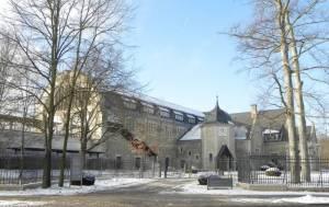 DB-Akademie im Kaiserbahnhof (2016) Kaiserbahnhof, Potsdam West, DB-Akademie, Park Sanssouci