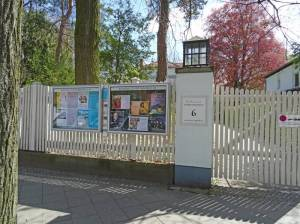 Centre Bagatelle (2016) Centre Bagatelle, Berlin-Frohnau, Kulturzentrum in Frohnau