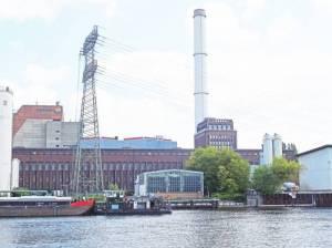 Kraftwerk Klingenberg (2016) Kraftwerk Klingenberg, Berlin-Rummelsburg,