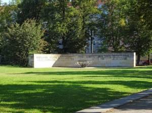 Gedenkstätte für die Opfer des Fachismus (2016) Opfer des Faschismus, Potsdam,