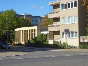 Evangelisch-Methodistische Kirche Berlin-Spandau (2016) Evangelisch-methodistische Kirche,
