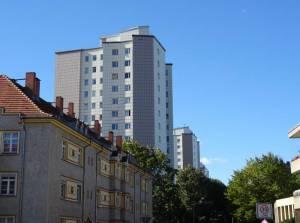 Falkenhagener Feld, Steigerwaldstraße (2016) Falkenhagener Feld,