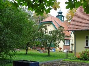 Im Königswald, Institut für Binnenfischerei (2016) Im Königswald, Potsdam-Sacrow, Institut für Binnenfischerei, Königswald, Sacrower See