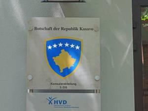 Botschaft der Republik Kosovo (2017) Kosovo, Botschaft