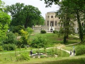 Park Babelsberg (2017) Park Babelsberg, Schloss Babelsberg, Gerichtslaube, Kleines Schloss