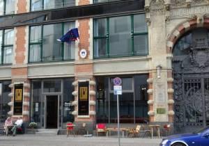 Botschaft der Republik Slowenien (2017) Slowenien, Berlin-Mitte,
