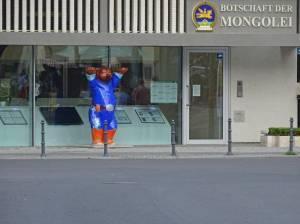 Botschaft der Mongolei (2017) Mongolei, Berlin-Mitte,