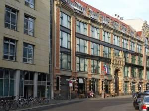 Haus Am Bullenwinkel, Hausvogteiplatz (2017) Am Bullenwinkel, Berlin-Mitte, Hausvogteiplatz