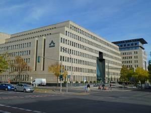 Deutsche Rentenversicherung Knobelsdorffstraße (2018) Deutsche Rentenversicherung, Berlin-Westend,