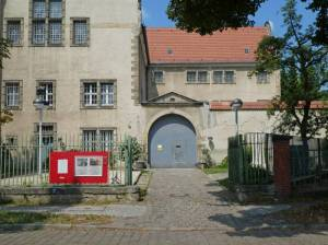 Ehemaliges Frauengefängnis 2018 Ehemaliges Frauengefängnis, Berlin-Lichterfelde,