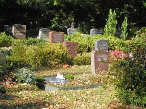 Parkfriedhof Neukölln 2015 Parkfriedhof Neukölln,