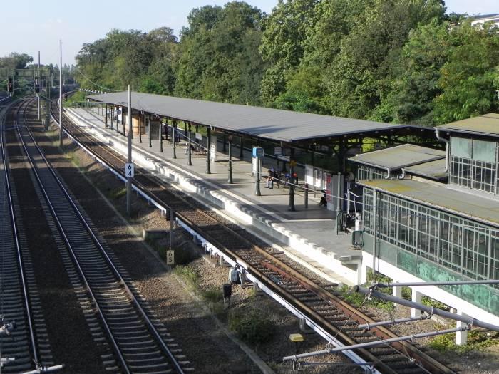 S Bahnhof Steglitz