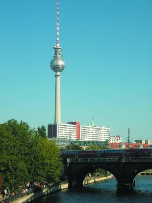 Fernsehturm Berlin Telefon